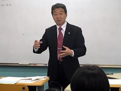 京華中学・高等学校 校長 町田 英幸 様
