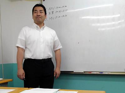 武蔵野大学中学校・高等学校 学校長 日野田 直彦 様